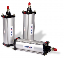 Large Bore Cylinders|Duncan Engineering LTD